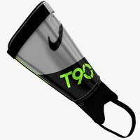 Soccer Shin Protectors Nike T90