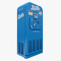 Pepsi Cola Vending Machine
