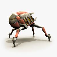 Robocrab Rig