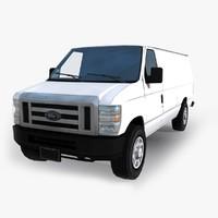 Ford E-350 Van