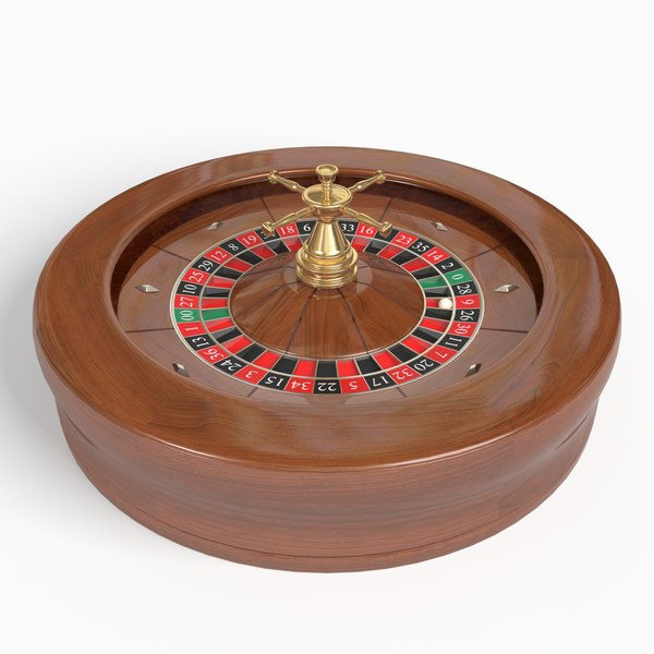 3d printed roulette wheel