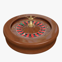 French Roulette Wheel