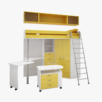 Childroom Furniture Set