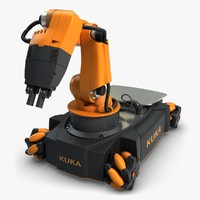 Mobile Robot Arm youBot