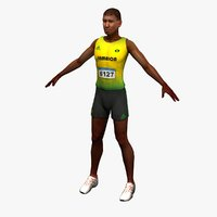 Track Athlete Jamaica