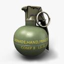 grenade 3D models