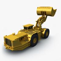 maya underground loader