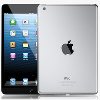 3d new ipad mini apple model