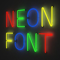 Neon Font 2