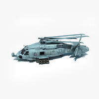 MH-60R Folded Version