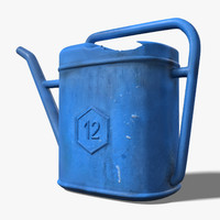 Watering Can Old