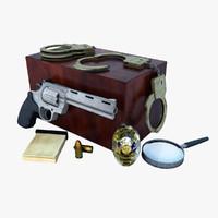 3d detective tools