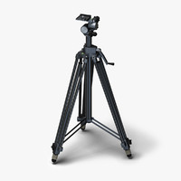 tripod user-data xpresso 3d model