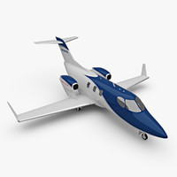hondajet ha-420 3ds