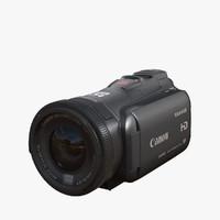 canon vixia hf g10 3ds