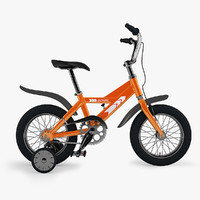 Child Bike 3D models