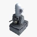 vessel weapons 3D models