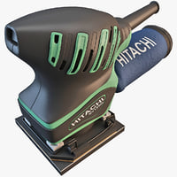 Hitachi Orbital Palm Sander