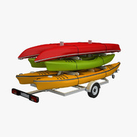 kayak trailer max