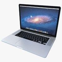 3d max macbook pro retina display