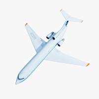 Yak-42 Jet
