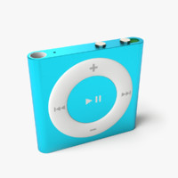 3ds max apple ipod shuffle 2012
