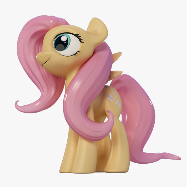 3ds little pony fluttershy - My Little Pony Fluttershy... by Constantin Os