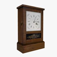 maya old clock