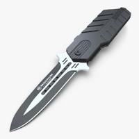 magnum knife blade 3 3ds