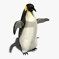 Penguin (ANIMATED) (FUR)