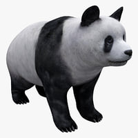 giant panda 3ds