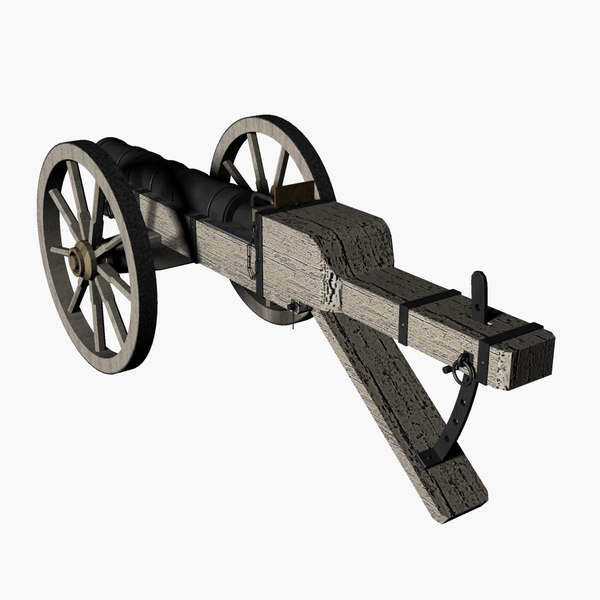 Chamber cannon artillery max cannon medieval by jimpa1