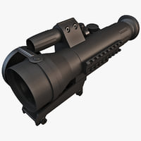 Night Vision Rifle Scope Yukon Sentinel 3x60