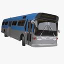tour bus 3D models