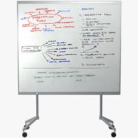 whiteboard 3d ma