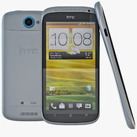3d grey htc s model