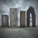 ruins 3D models