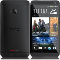 3d model hd htc 2013 black