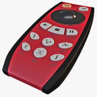 remote robot c4d