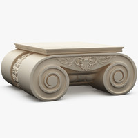 decor table 3d max