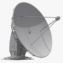 satellite dish 3D models