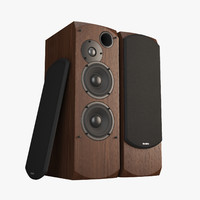 3d model speakers sven