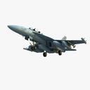 F/A-18E/F Super Hornet 3D models