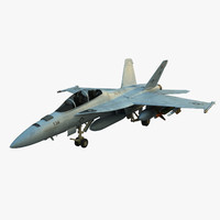 Fighter plane 3D models