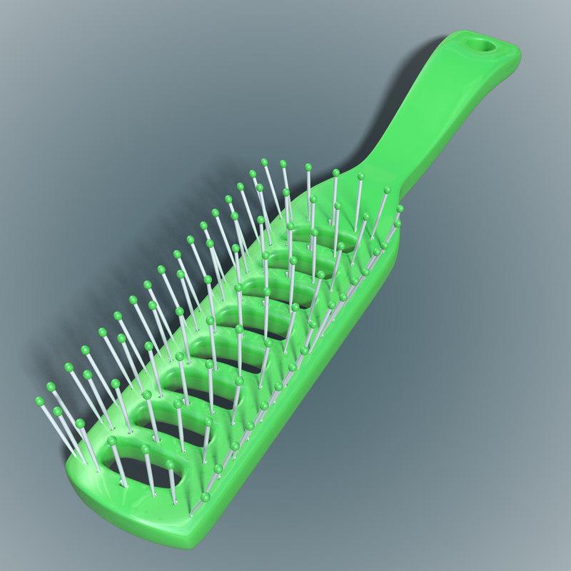 hair brush model maya.jpg