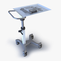 Medical Instruments Cart