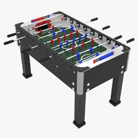 c4d table football