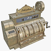 Old Cash Register 1904 2