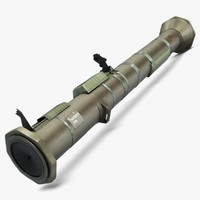 AT4 ( M136 ) Antitank Grenade Launcher