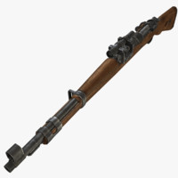 Kar98k Rifle
